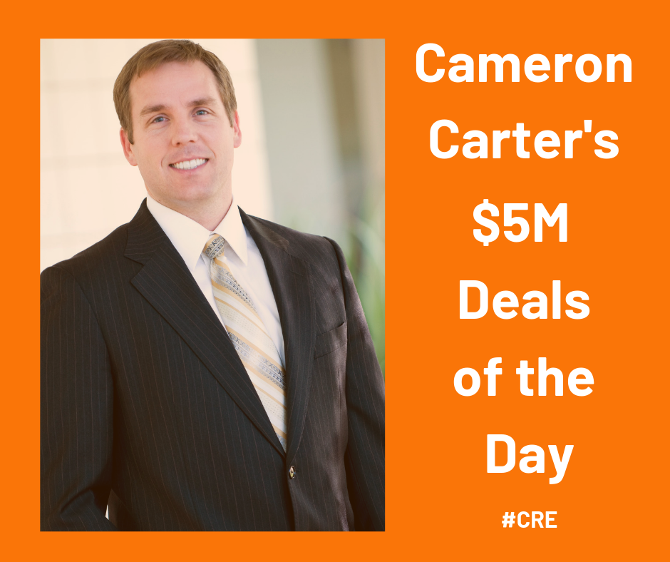 This image has an empty alt attribute; its file name is Camerons-5M-deals-day.png