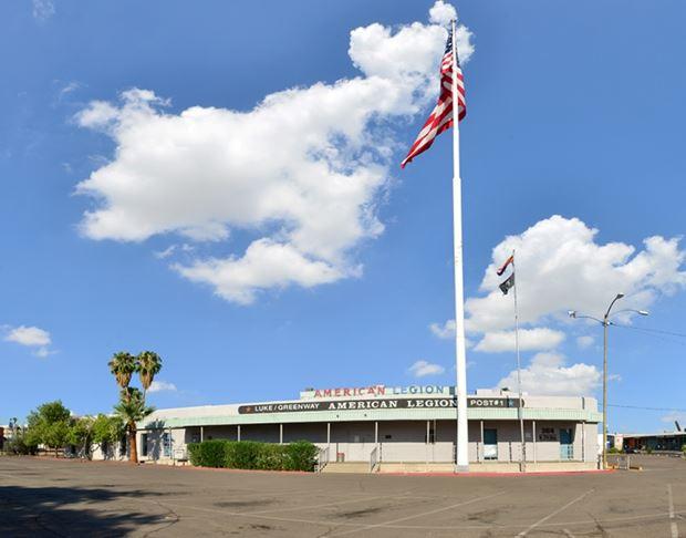 Redevelopment of Historic American Legion site, potential demolition