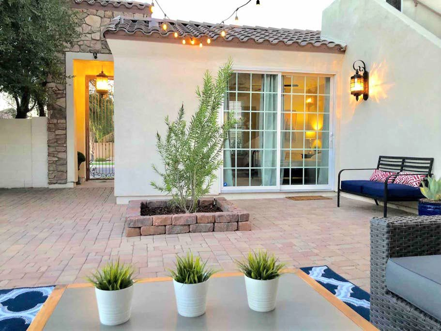 Most wish-listed Airbnb homes in 15 Arizona cities - Rose ...