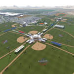 Legacy Sports Park showcased in video, slideshow