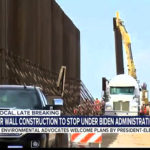 Border advocates, conservationists want Biden to tear down portions of barrier Rafael Carranza