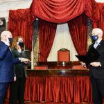 Arizona's Mark Kelly sworn in to the U.S. Senate, narrowing GOP control