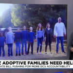 DCS accountability bill for adoptive families advances; Kaine Fisher, Rose Law Group partner and family law director, voices support