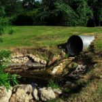 The price to close a sewer plant