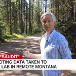 [VIDEO] Maricopa ballots to Montana, and CNN follows them there