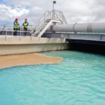 Unique water plant enabling Intel's massive expansion